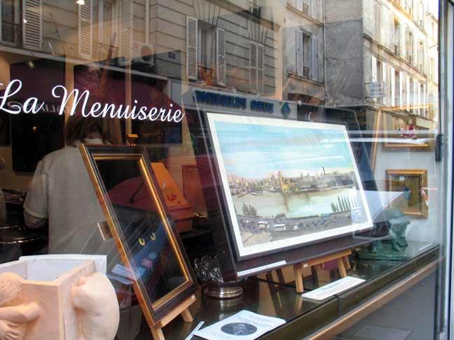 La menuiserie atelier galerie - Cours menuiserie paris ...