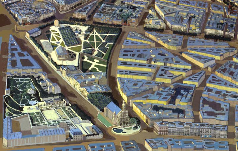 Les jardins tivoli for Jardin tivoli