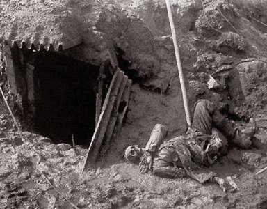 Un jour..Verdun .... Cadavre